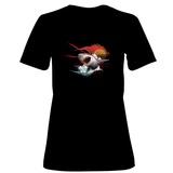 Womens: Vicious Laser Shark T-Shirt Shirt