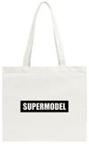 Supermodel Tote Bag Tote Bag