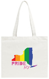 LGBT Pride New York Tote Bag Tote Bag
