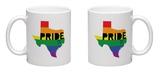 LGBT Pride - Texas Mug Mug