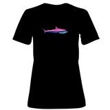 Womens: Nebula Alien Shark T-Shirt T-Shirt