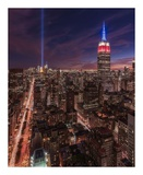 9-11 New York Posters by Bruce Getty