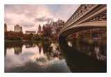 The Bow Bridge Poster by Bruce Getty