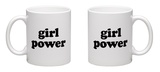 Girl Power Mug Mug