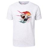 Vicious Laser Shark T-Shirt T-shirts