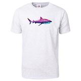 Nebula Alien Shark T-Shirt T-shirts