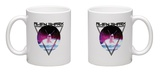 Alien Shark 80's Rock Mug Mug