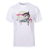 Majestic Laser Shark T-Shirt T-shirts