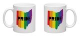 LGBT Pride Ohio Mug Mug
