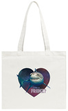 Nice Shark Tote Bag Tote Bag