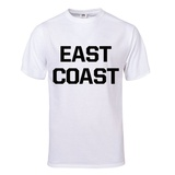 East Coast T-Shirt (White) Shirt
