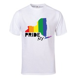 LGBT Pride New York T-Shirt T-Shirt