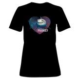 Womens: Nice Shark T-Shirt T-Shirt