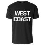West Coast T-Shirt (Black) Shirts