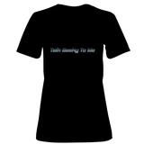 Womens: Talk Geeky to Me T-Shirt Shirts