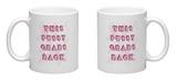 This Pussy Grabs Back Mug Mug