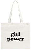 Girl Power Tote Bag Tote Bag