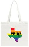 LGBT Pride - Texas Tote Bag Tote Bag