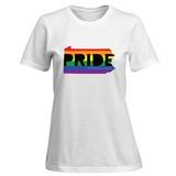 Womens: LGBT Pride - Pennsylvania T-Shirt T-shirts