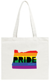 LGBT Pride - Oregon Tote Bag Tote Bag