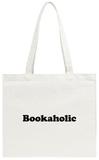 Bookaholic Tote Bag Tote Bag