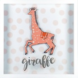 Giraffe Wall Sign