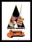 A Clockwork Orange - Dagger Collector Print