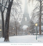 A Foggy Day in Paris Prints by Rod Chase