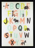 Alphabet Wall Sign