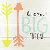 Dream Big Little One Wall Sign