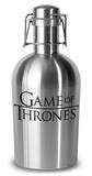 Game of Thrones - Logo Stainless Steel Growler Novelty