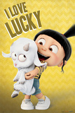 Despicable Me 3 - I Love Lucky Poster