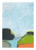 Landscape No. 87 Prints by Jan Weiss