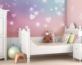 Sweet Hearts Wall Mural Wall Mural