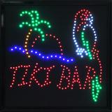 TIKI BAR Light Up Sign