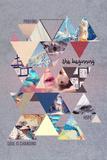 The Beginning (Kesha) Affischer