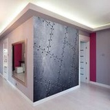 Tiled Metal Wall Mural Wall Mural