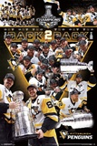 2017 Stanley Cup -  Penguins Celebration Prints