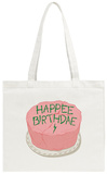 Happee Birthdae Tote Bag Tote Bag