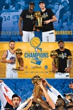 2017 Nba Finals -  Warriors Celebration Prints
