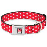 Minnie Mouse - Polka Dot Mini Dog Collar Novelty
