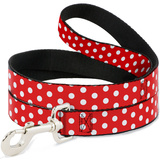Minnie Mouse Polka Dots Dog Leash Novelty