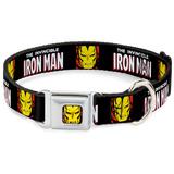 The Invincible Iron Man - Dog Collar Novelty