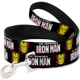 The Invincible Iron Man - Dog Leash Novelty
