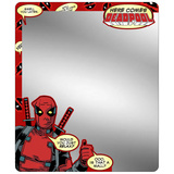 Deadpool - Thumbs Up Locker Mirror Novelty