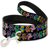Grateful Dead - Dancing Bears Dog Leash Novelty