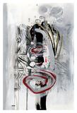 Série Dorure 2 Prints by Sylvie Cloutier