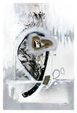 Série Dorure 4 Posters by Sylvie Cloutier
