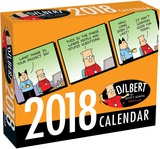 Dilbert - 2018 Boxed Calendar Calendários