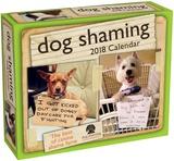 Dog Shaming - 2018 Boxed Calendar Kalenders